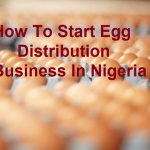 Egg Distribution Business Plan